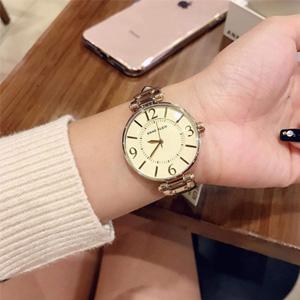 Anne Klein安妮克莱因 10/9168IVBN女士时装腕表