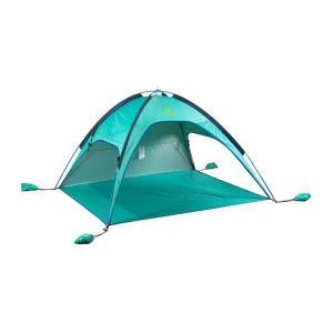 V-CAMP威野营COLOR青绿色遮阳钓鱼帐篷